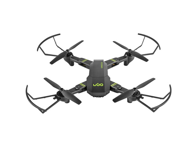 DRONE UGO SIROCCO CAMERA HD 2,4GHZ GYROSCOPE