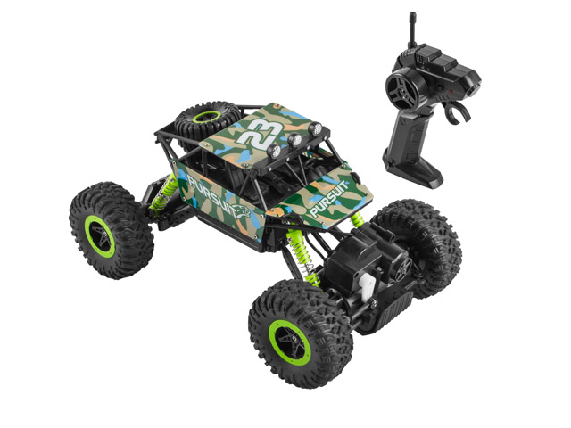 RC CAR UGO CLIMBER 1:18 15KM/H